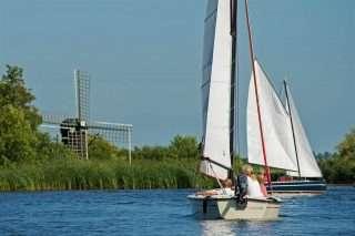 Zeilboot huren Friesland