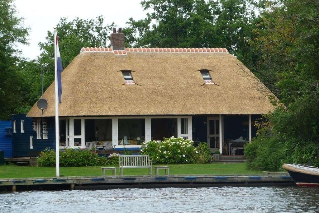 Vakantiewoningen aan het water: Te Plak