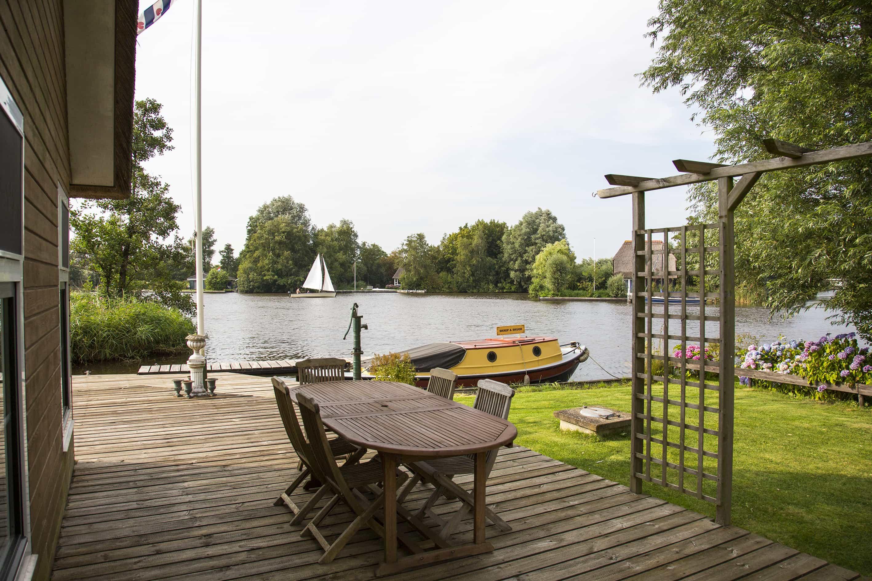 Vakantiehuis Wellness aan het water 262 - Alde Feanen | Verhuur en ...