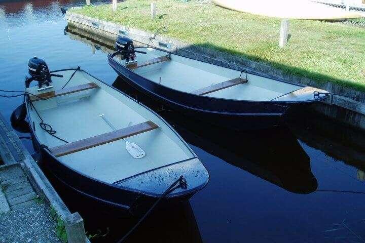 Toer-/visboot huren Friesland