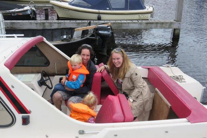 Triss 560 boot huren in Friesland