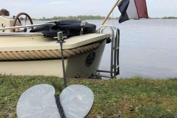 Geweldig, perfecte boot!